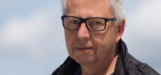 Harald Maack liest wieder in Hemelingen. Foto: pv