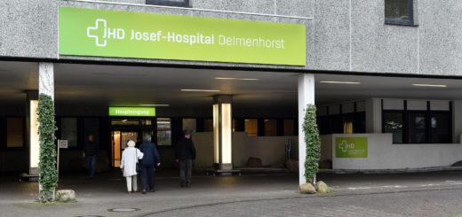 Dem Delmenhorster Krankenhaus fehlen Patienten. Ein Gutachten soll die Ursachen dafür erforschen.Foto: Konczak