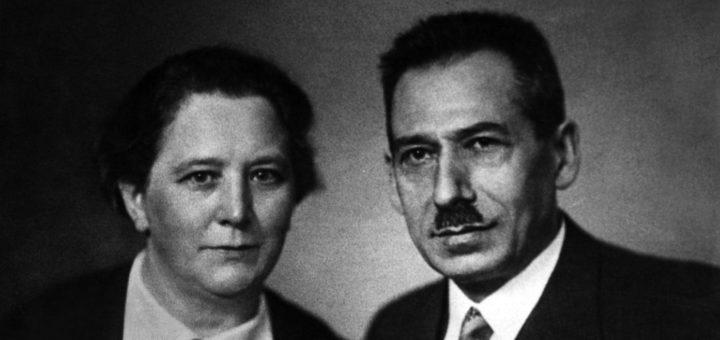 Der NS-Terror riss sie auseinander: Die Eheleute Mathilde und Dr. Harry Rothschild. Bildvorlage: Stadtarchiv Delmenhorst