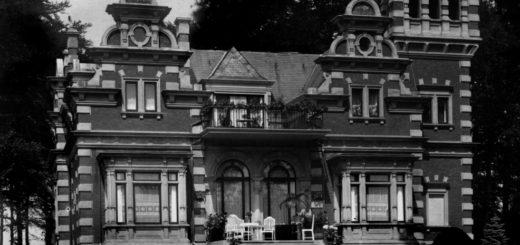 Die 1880 im Stil der Neurenaissance von Konsul Albers erbaute Villa Lehmkuhlenbusch. Foto: Stadtarchiv Delmenhorst