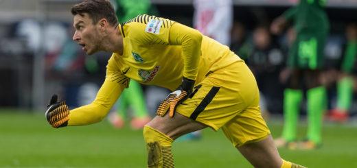 Werder-Torwart Jiri Pavlenka