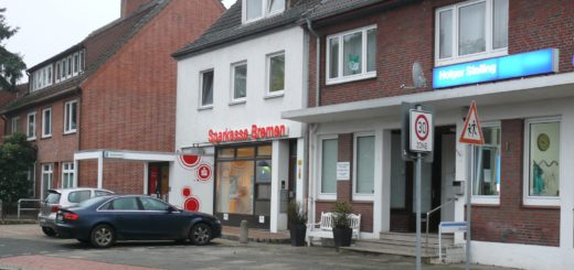 Sparkasse-Filiale in Grolland