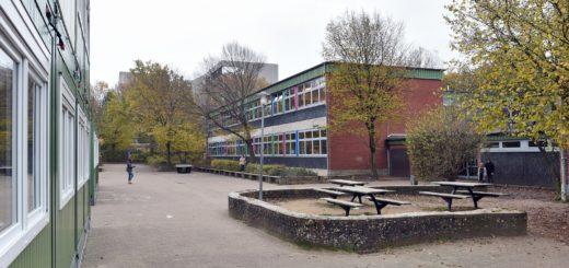 Schulhof Delfter Straße