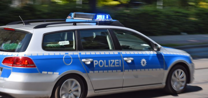 Festnahme nach Angriff auf Polizisten