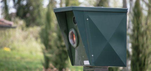 Geschwindigkeitskontrolle im Landkreis Verden. Symbolfoto: pv