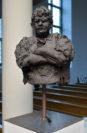 Jede der Arbeiten umkreist Martin Luther. Foto: Konczak