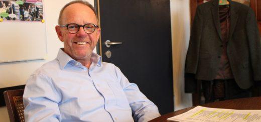 Wenn es um zentrale Themen für den Stadtteil geht, zieht der Beirat an einem Strang – eine Tatsache, über die sich Vegeacks Ortsamtleiter Heiko Dornstedt 2017 gefreut hat. Foto: Harm