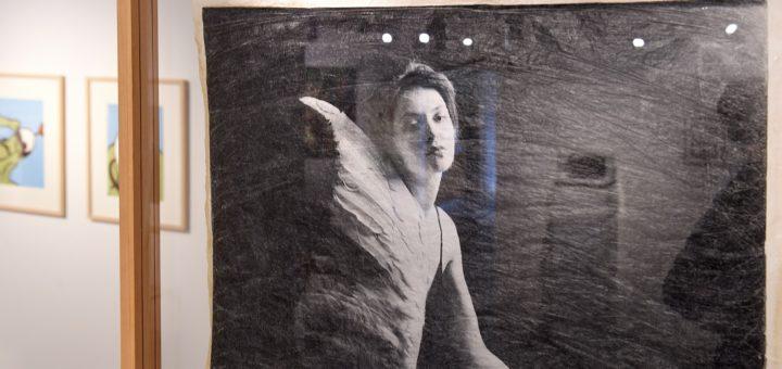 Verschiedenste Stücke aus der Sammlung von Volker Schmidt werden aktuell in der Galerie im Park gezeigt. Foto: Schlie