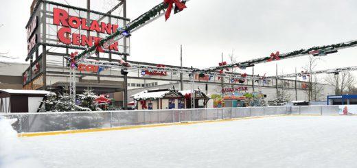 Eislaufbahn Roland-Center