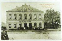 """Der """"Gasthof zur Eiche"""" war lange Jahre Übungsort und Treffpunkt des Turnerbundes. Bildvorlage: Orts- und Heimatverein Ganderkesee"""