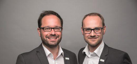 """""""Viele Produkte werden entwickelt, ohne sie vorher am Markt zu testen"""", sagt Fabian Stichnoth (rechts), der mit Tobias Recke 2012 Smart Insights gründete. Foto: Smart Insights"""