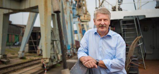 Der ausgebildete Betriebsschlosser und Diplom-Volkswirt Meinhard Geiken leitet seit 2011 die IG Metall Küste, den nördlichsten Bezirk der Gewerkschaft, mit 180.700 Mitgliedern. Foto: IG Metall