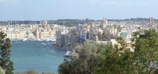 Valletta: Die Schöne und das Meer Foto: Kaloglou