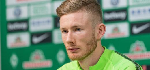 Will seine Chance beim Schopfe packen: Werders Angreifer Florian Kainz. Foto: Nordphoto
