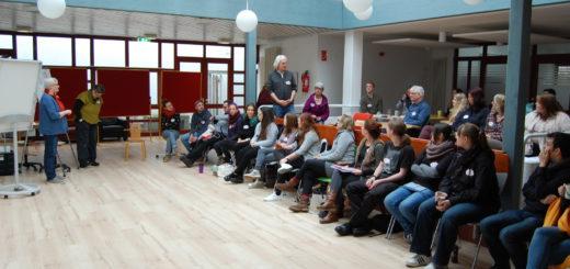 Planungstage in der ASB-Tagesförderstätte für Menschen mit Behinderung. Foto: pv