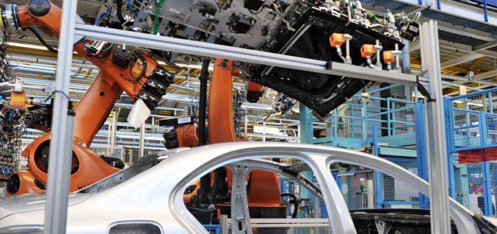 Bei Bosch Automotive Steering werden zwar keine Autos, aber Autoteile produziert. Das Werk in Bremen stellt Lenksysteme her. Nun wird mehr als die Hälfte der Stellen abgebaut. Symbolbild: WR