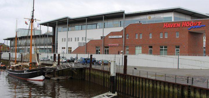 Die Umgestaltung des Haven Höövt-Areals findet auf privatem Grund statt. Aufgrund der hohen städtebaulichen Bedeutung wollen die Planer aber ein transparentes Verfahren und die Öffentlichkeit auf dem Laufenden halten. Foto: av
