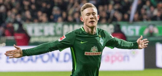 Florian Kainz jubelt.