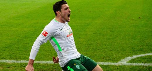 Verletzt: Werders Kapitän Zlatko Junuzovic Foto: Nordphoto