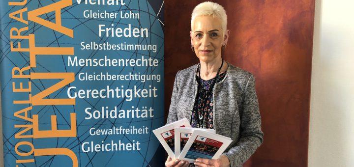 Die städtische Gleichstellungs- und Integrationsbeauftragte Karin Wilke lädt zu einer Festveranstaltung anlässlich des Internationalen Frauentags ein. Foto: Bosse