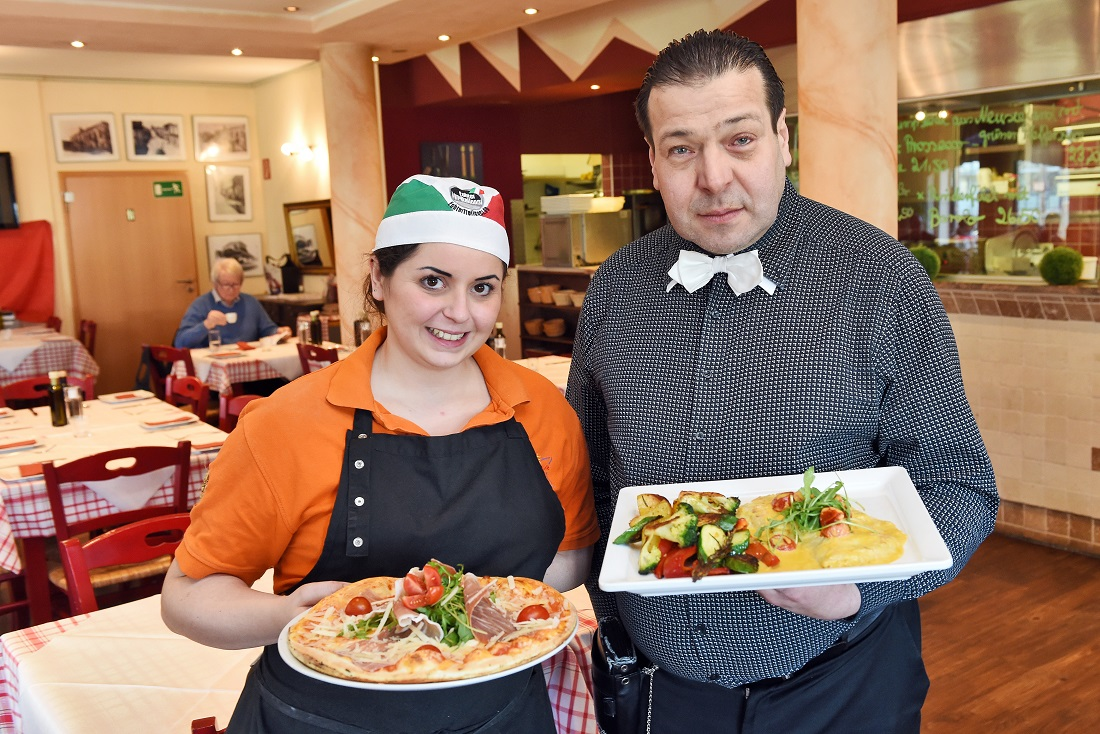 Il Gattopardo Solide Italienische Küche