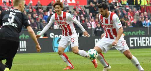 Claudio Pizarro im Trikot des 1. FC Köln