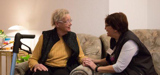 Ein Schwerpunkt der Vereinsarbeit ist die aufsuchende Seniorenarbeit. Foto: pv