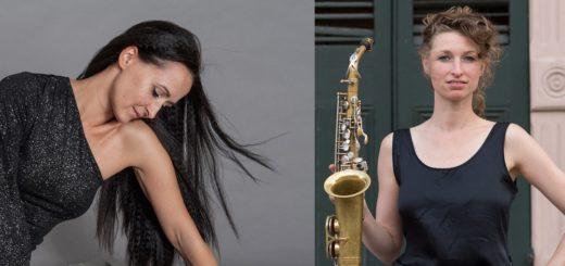 """Auf der Bühne im Café Erlesenes stehen """"Sisters in Jazz"""". Weitere Konzerte folgen im Kito und im Gewölbe. Foto: pv"""