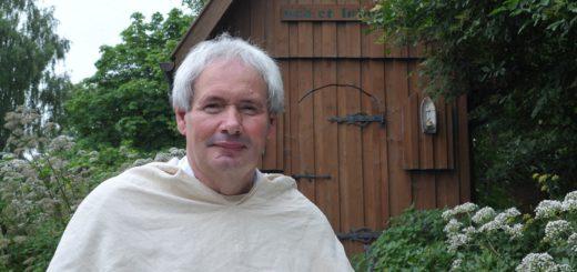 Gästeführer und Landwirt Gerd Logemann möchte am 1. Mai eine Klosterschänke auf seinem Hof in Bergedorf eröffnen .Foto: Konczak