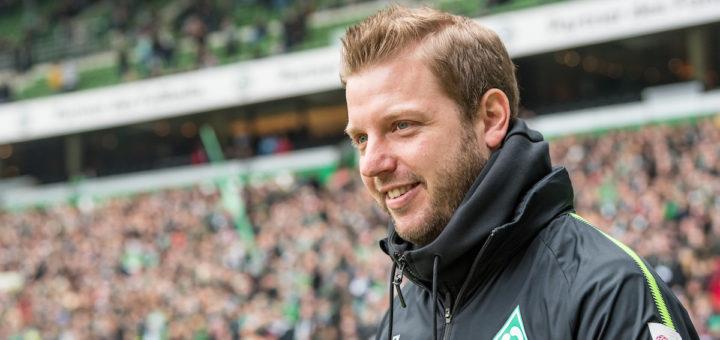 Vertrag verlängert: Florian Kohfeldt Foto: Nordphoto