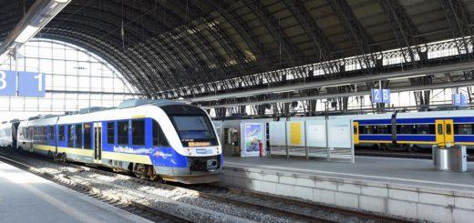 Neben dem Streckennetzen in Bremen und Niedersachsen können die Studenten künftig unter anderem auch nach Kassel, Lübeck, Magdeburg oder Münster fahren. Foto: WR