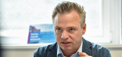 Jörg Müller-Arnecke. Foto: Schlie
