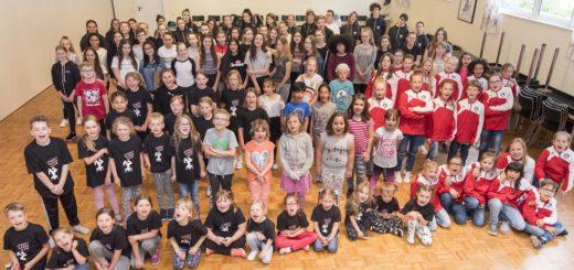 Nicht nur die Gruppen der jüngeren Mädchen und Jungen fiebern gespannt dem 11. Delmenhorster Streetdance-Contest am kommenden Samstag entgegen.Foto: Meyer
