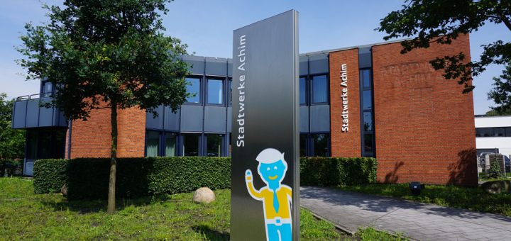 Die Stadtwerke Achim wollen fünf Prozent ihrer Anteile an das Elektrizitätswerk Ottersberg verkaufen. Foto: Bruns