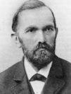 Ludwig Jakob Vogt, Initiator der Jute-Gründung. Foto: Stadtarchiv Delmenhorst