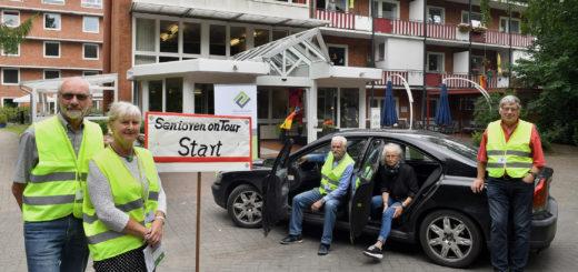 Der Seniorenbeirat der Gemeinde Ganderkesee bietet zum fünften Mal eine Orientierungsfahrt für Senioren durch die Gemeinde an. Foto: Konczak
