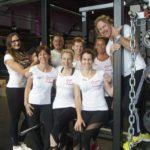 Das Team vom Fitnessstudio Gym in den ehemaligen Faun-Hallen bietet während der beiden Messetage spezielle Testangebote. Foto: de Haan