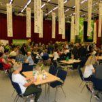 Die Stadthalle wird alljährlich zur Publica zum gemütlichen Treffpunkt für die Besucher. Foto: Bosse