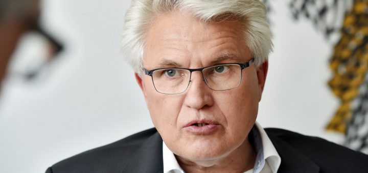 Olaf Woggan leitet seit April 2013 die AOK Bremen/Bremerhaven. Foto: Schlie