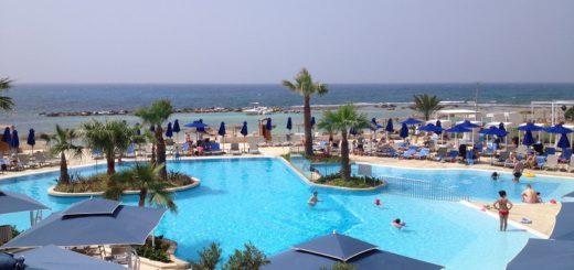 Top-Hotelerie ist auf Zypern überall zu finden. Foto: Kaloglou