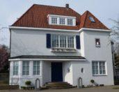 Aktuelles Aussehen des Hauses Rehfeld an der Bismarckstraße. Foto: Garbas