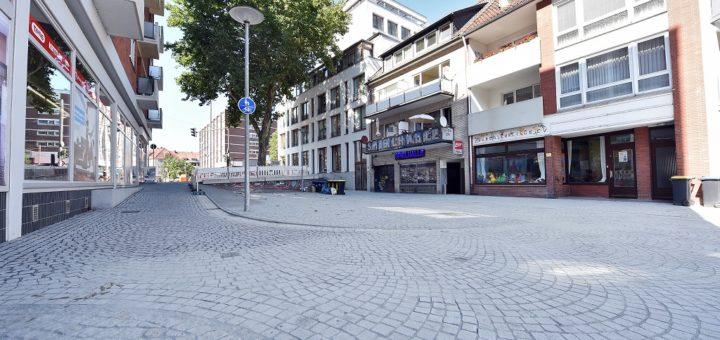 Osterstraße Juli 2018, Foto: Schlie