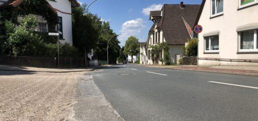 In der Koppelstraße wird ab Montag, 23. Juli, die Verschleißschicht im Bereich zwischen Lindenstraße und Poststraße erneuert. Foto: Bosse