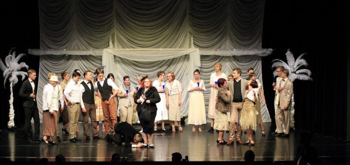 """Die Operette """"Ball im Savoy"""" wird noch mehrfach gezeigt. Foto: Eckert"""