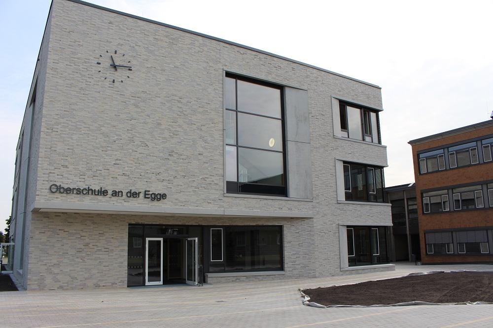 Neubau An Der Schule Für Knapp 5 Millionen Euro
