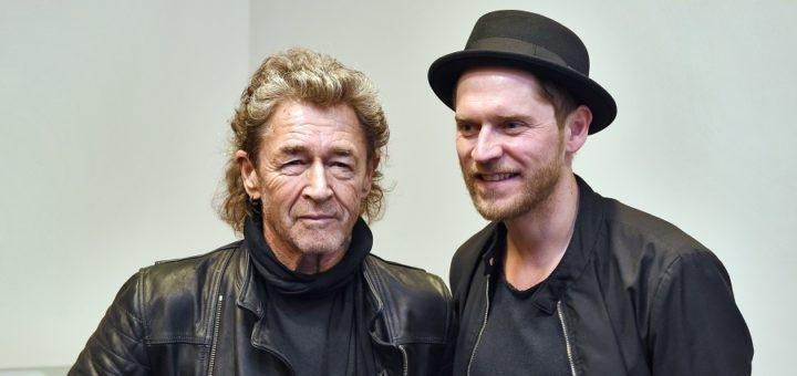 Peter Maffay und Johannes Oerding treten am Samstag auf dem Mersedes-Gelände auf. Foto:av