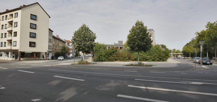 Hohentorsplatz, Foto: Barth