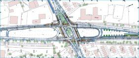 Plan_Habenhauser_Brückenstraße, Foto: Deges