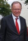 Stephan Weil in Osterholz-Scharmbeck.