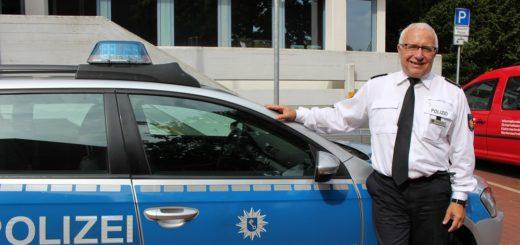 Michael Steines ist seit September der neue Leiter der Abteilung Nord/West bei der Polizei Bremen. Foto: Harm